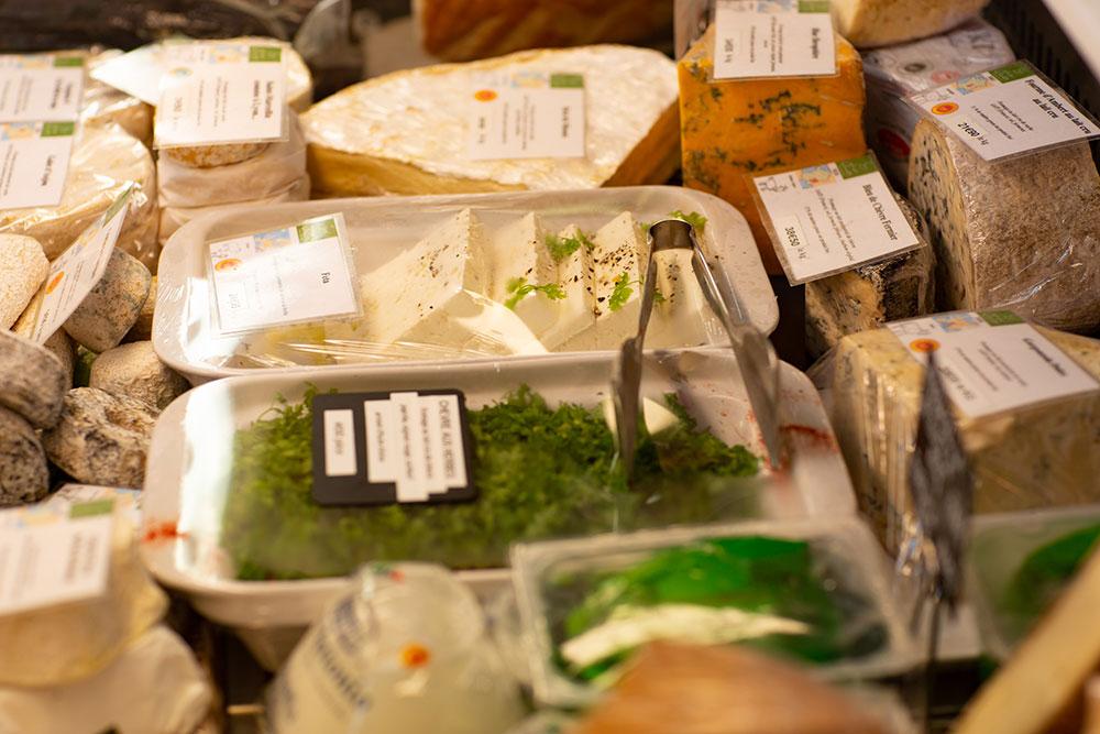 fromage épicerie gourmande
